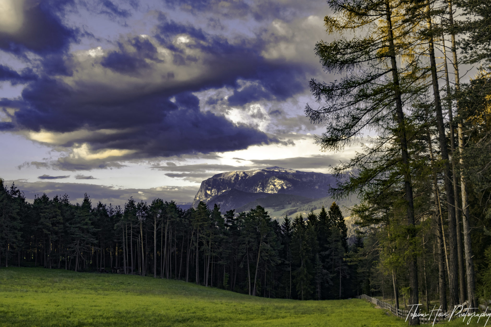 Südtirol Landscape