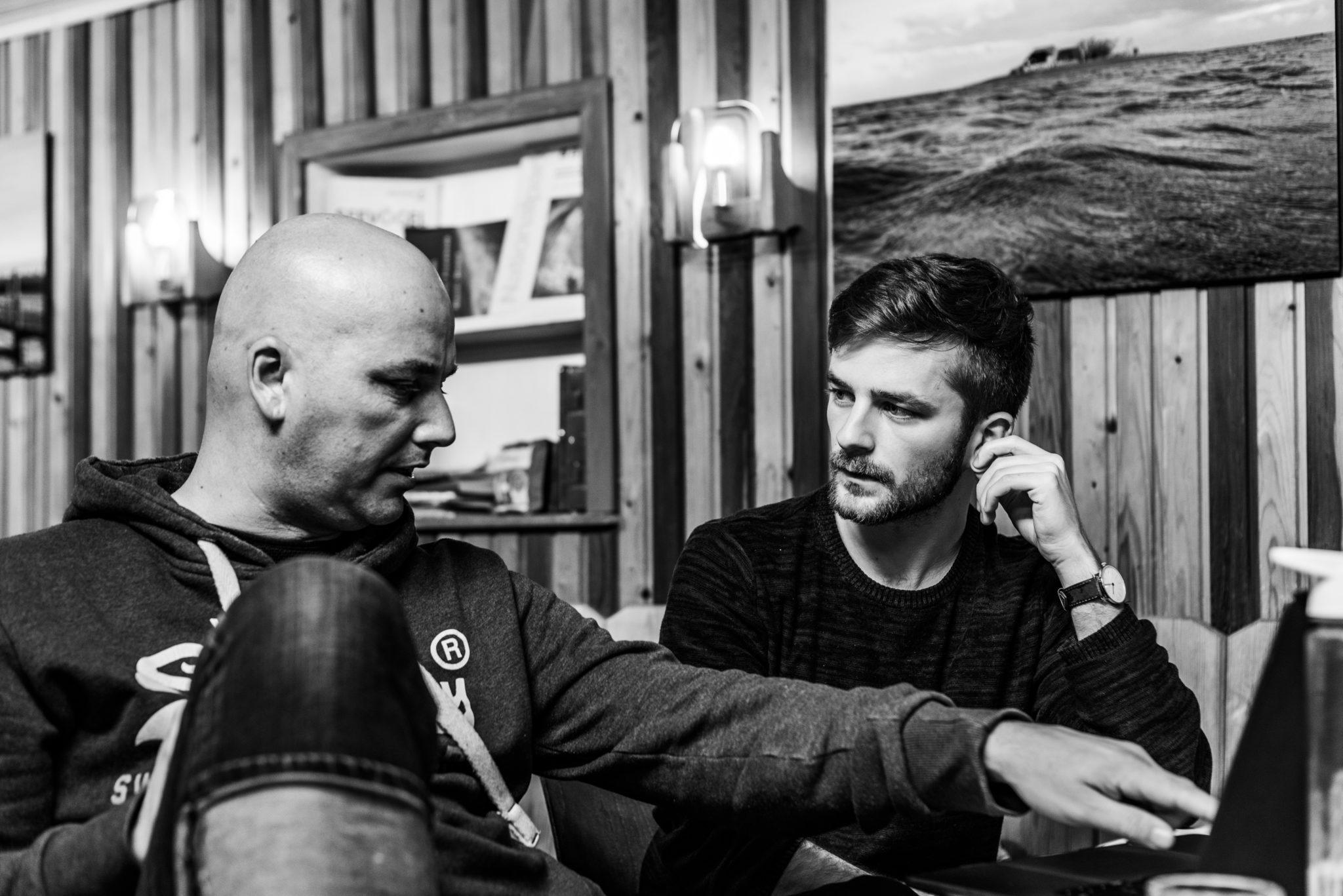 DNP Klassenfahrt Digitaler Nomaden Podcast Hooge