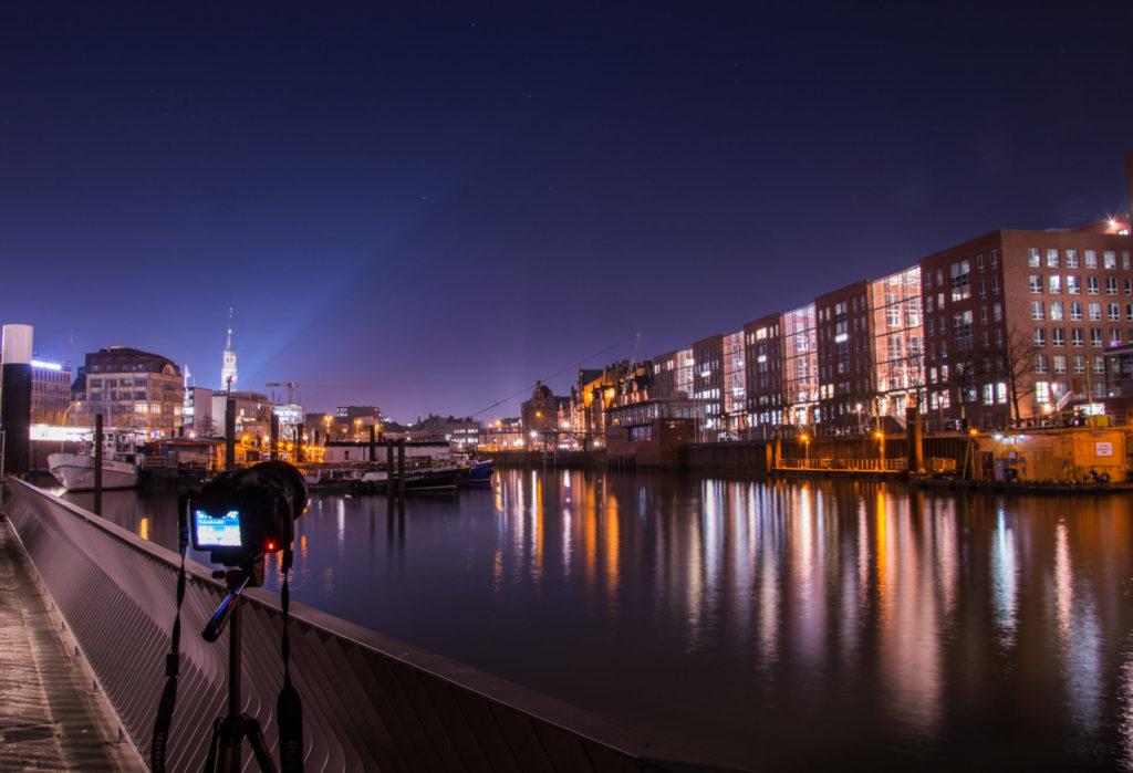 Nachfotografie Hamburg Hafencity